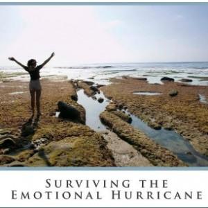 Divorce:  Surviving the Emotional Hurricane